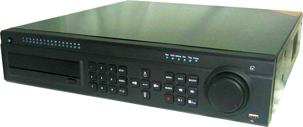 Professional 16CH Realtime CIF high resolution Network DVR