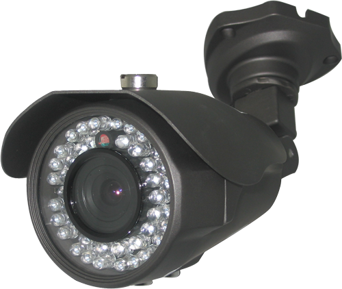 Indoor/Outdoor Vari-Focal IR Bullet Camera, 600TVL